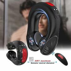 Headset, prostatemassage, Earphone, penismassager