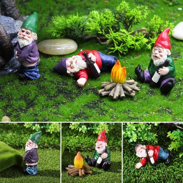 drunkdwarf, Funny, Garden, Gifts