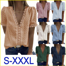 lacecrochet, Summer, Shorts, tunic