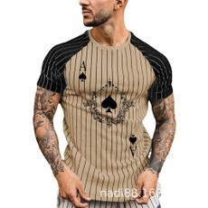 Mens T Shirt, Poker, Fashion, #fashion #tshirt