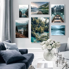 Pictures, Woman, Wall Art, canvaspainting