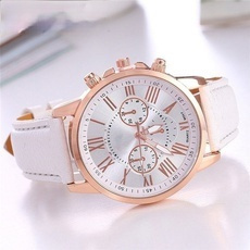 Fashion, Casual Watches, Ladies Watches, leather strap
