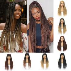 wig, wavewig, braidwig, Women