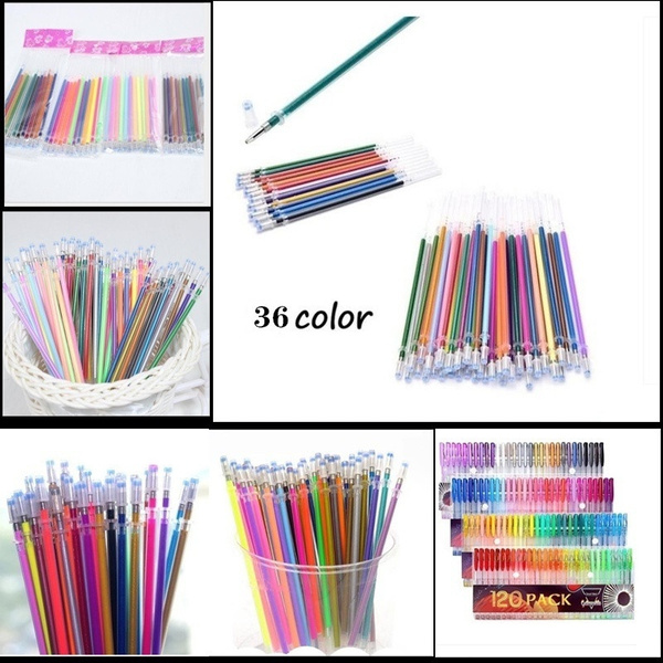sketch, glitterpen, colorpen, Pen