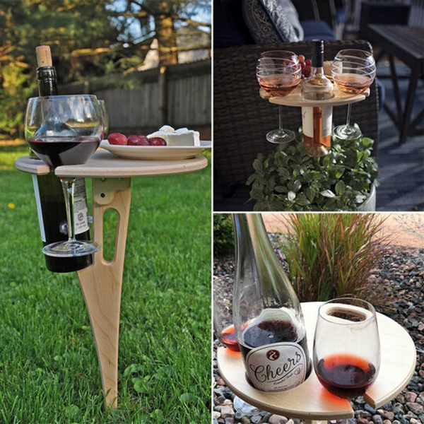 Mini, Outdoor, Picnic, outdoorwinetable