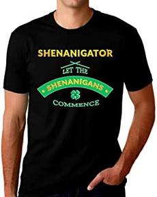 cartoonprintedtshirt, Irish, Fashion, Shirt