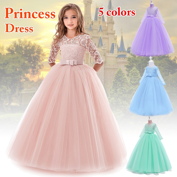 princessdressforkid, Fashion, Lace, childrendresse
