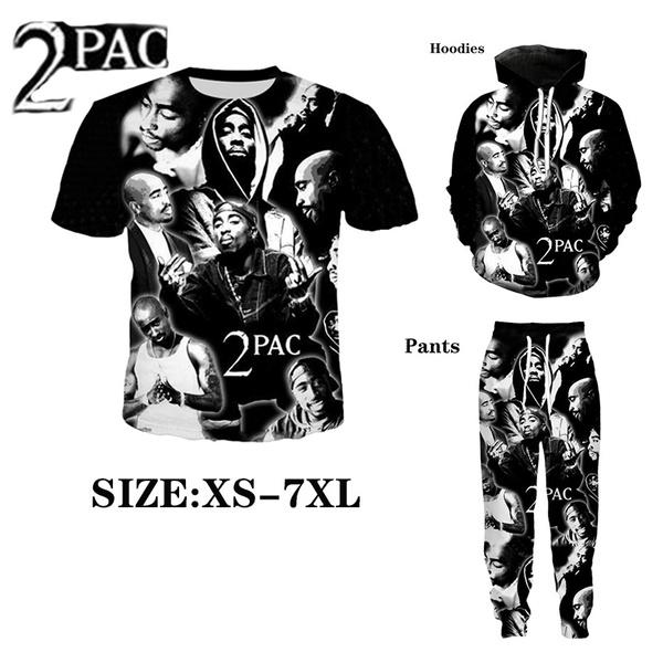 Plus Size, tupacsweatshirt, makavelihoodie, pants