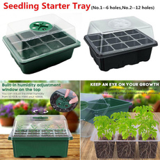 Box, Plants, humidityadjustable, Gardening Supplies