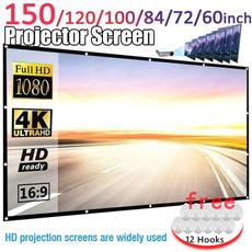 Outdoor, projector, Home & Living, Screen