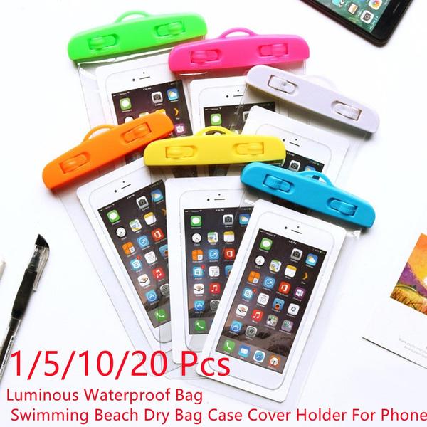 waterproof bag, case, mobilephonebag, Bags