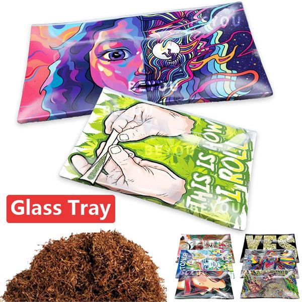 tobacco, cigarettecontainer, Glass, Storage