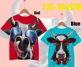 cute, cow, tshirtsforboy, cowtshirt