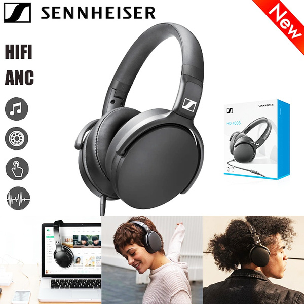 Box, Headset, sennheiser, Remote