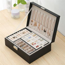 Box, Jewelry, Earring, storagecase