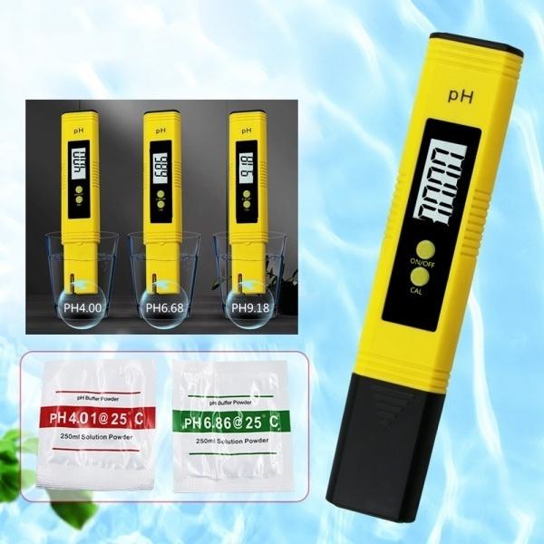 water, phmetertester, phmeter, digitalphtester
