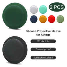 case, protectorcoverforairtag, Apple, Silicone