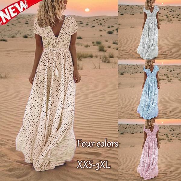 Women's Fashion, Summer, long skirt, Fashion