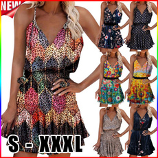 Summer, summerwomensclothing, Fashion, suspenderdre