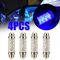 Light Bulb, Blues, 42mmdomelight, Interior Design