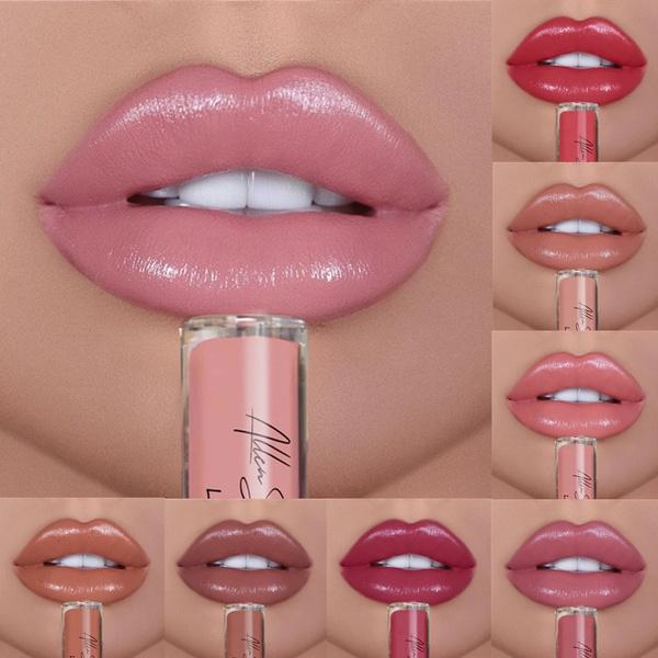 pink, lipcare, Lipstick, Beauty