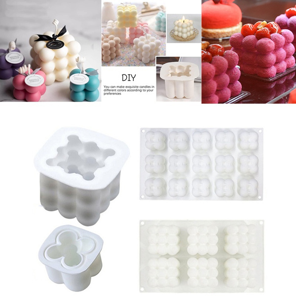 handmadesoapmold, rubikscube, clayextruder, Soap