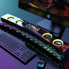 gamingbluetoothspeaker, lights, Subwoofer, Bluetooth