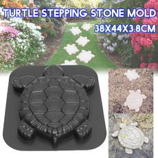 turtlemould, Turtle, Garden, Gardening Supplies