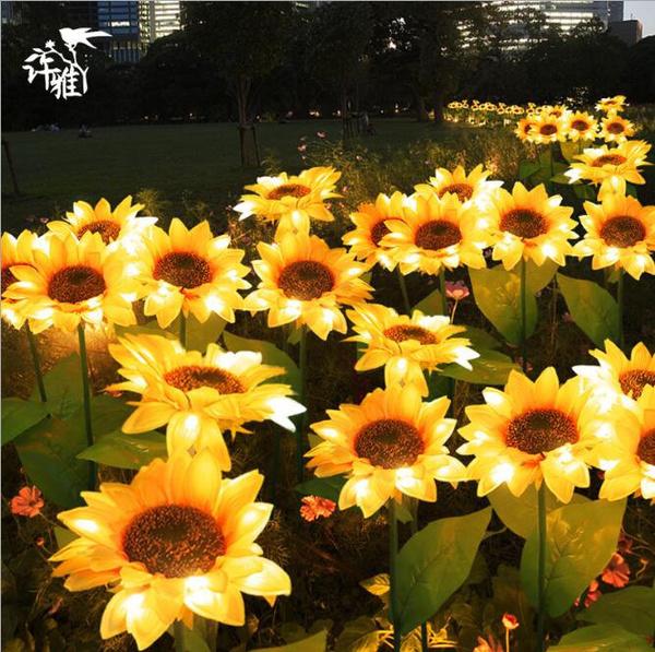 outdoorfigurinelight, solarflowerlight, Patio & Garden, solargardenlight