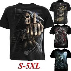 3dpringttshirt, Goth, Fashion, Shirt