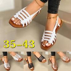 Summer, Sandals, Women Sandals, Fashion