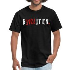 T Shirts, Men, Love, Revolution