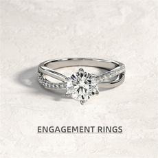 Fashion, Love, wedding ring, Romantic