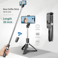 selfietripod, Remote Controls, phone holder, selfiestick