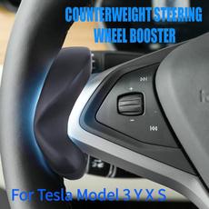 assisteddriving, Steel, steeringwheelbooster, teslamodel