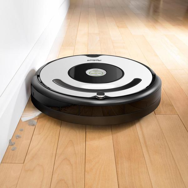 Home, Robot, Vacuum