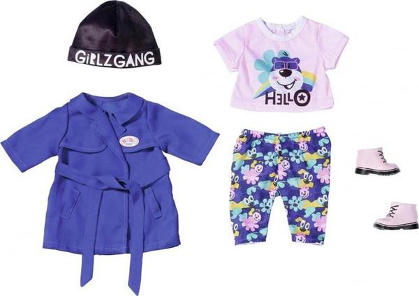 Polyester, doll, Design, dollclothesdesigngirls43cmpolyesterpur