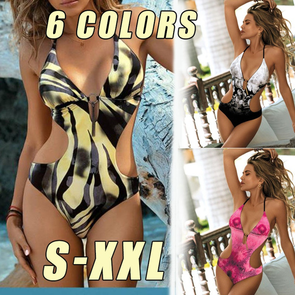 Fashion, Halter, Cover, onepiece