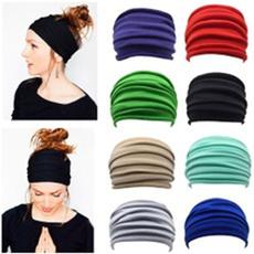 womenheadband, colorfulheadband, Head Bands, Yoga