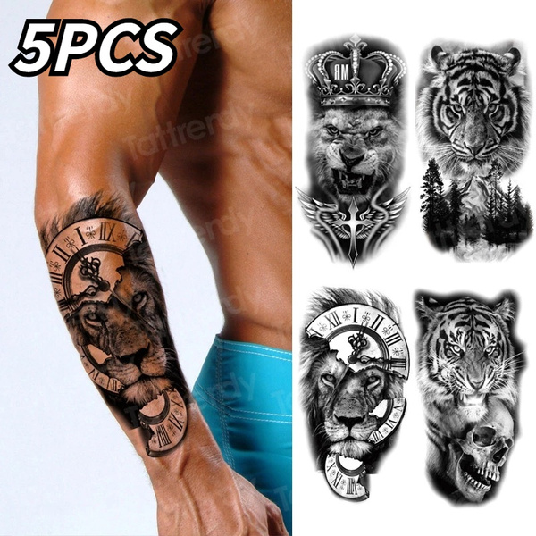 tattoo, Leopard, tattoobodyart, art