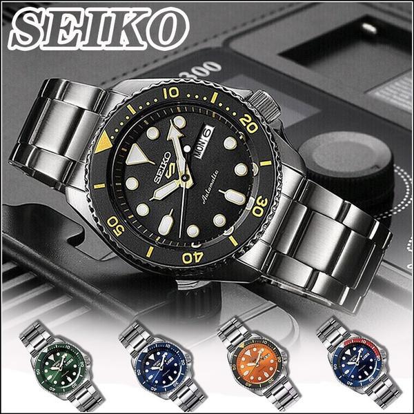 Steel, ghost, quartz, classic watch