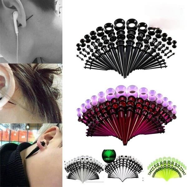 eargaugesplug, eargaugekit, Jewelry, Silicone