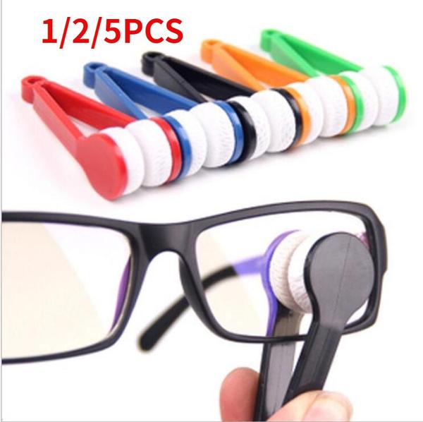 Mini, glassesbrush, eyeglasscleaning, glasseswipe