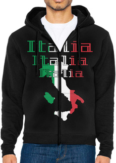 Fashion, Italy, crewnecksweatshirtmen, Coat