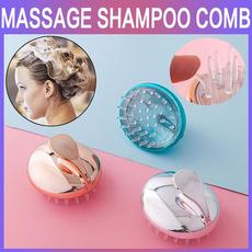 Head, Combs, Silicone, Shampoo
