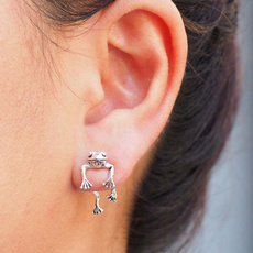 gothicstud, punk earring, Stud Earring, Vintage