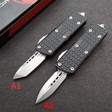 Steel, Mini, outdoorknife, camping