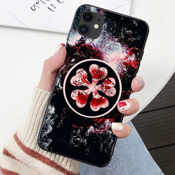 blackcloverxiaomicase, case, iphone 5, Clover