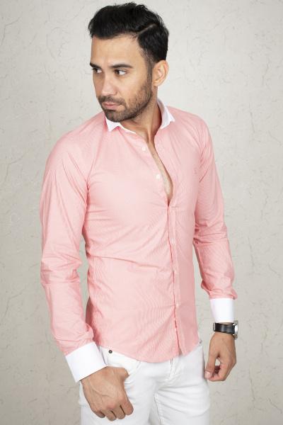 patterned, pink, Fashion, Shirt