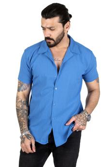 Blues, Cap, Shirt, Sleeve